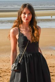 Anais Demoustier at 32nd Cabourg Film Festival 2018/06/15 10