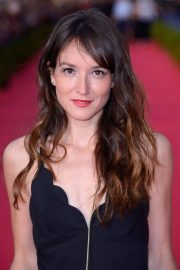 Anais Demoustier at 32nd Cabourg Film Festival 2018/06/15 13
