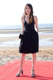Anais Demoustier at 32nd Cabourg Film Festival 2018/06/15 14