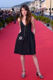 Anais Demoustier at 32nd Cabourg Film Festival 2018/06/15 15