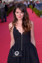 Anais Demoustier at 32nd Cabourg Film Festival 2018/06/15 16