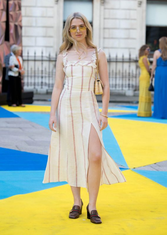 Anais Gallagher at Royal Academy of Arts Summer Exhibition Preview Party in London 2018/06/06 15