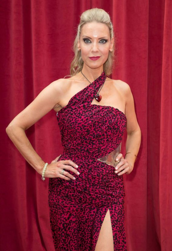 Andrea Gordon at British Soap Awards 2018 in London 2018/06/02 3