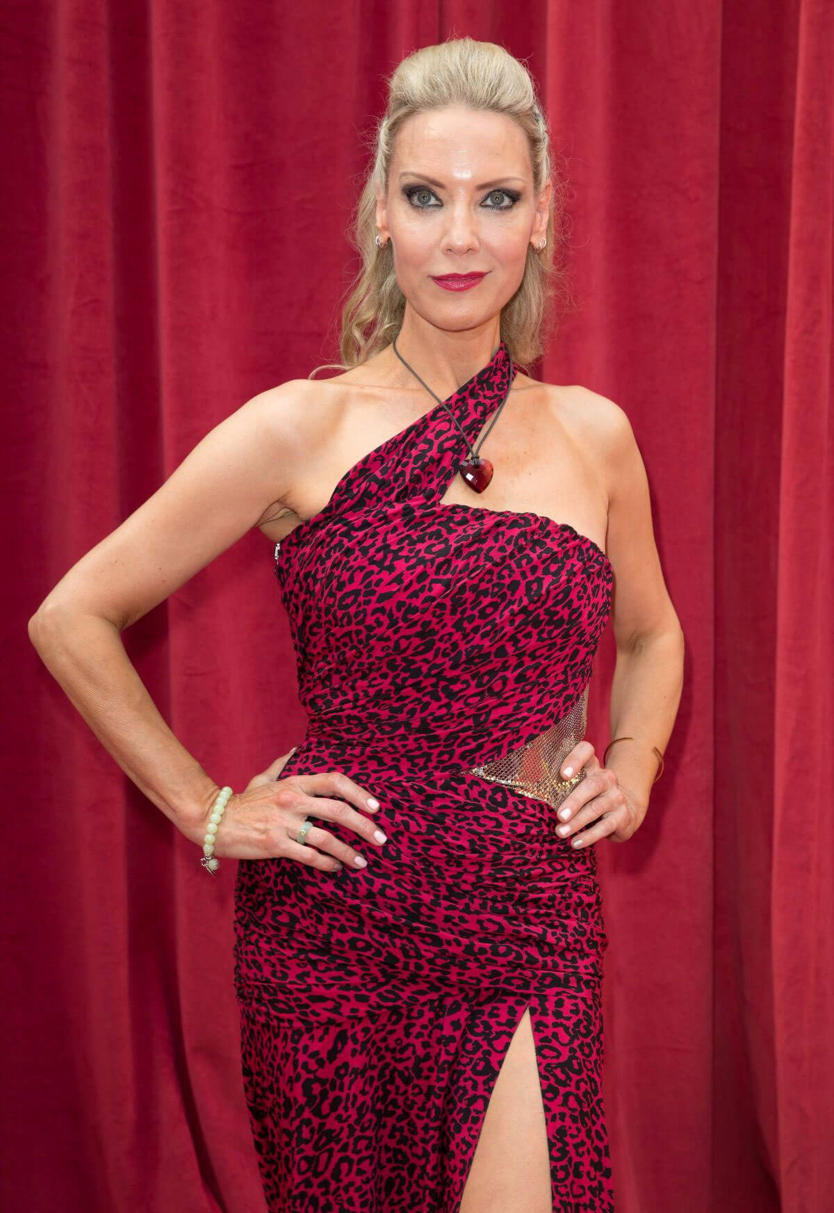 andrea gordon at british soap awards 2018 in london 2018
