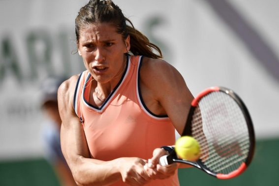 Andrea Petkovic at 2018 French Open Tennis Tournament in Paris 2018/06/02 1