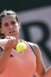 Andrea Petkovic at 2018 French Open Tennis Tournament in Paris 2018/06/02 3