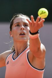Andrea Petkovic at 2018 French Open Tennis Tournament in Paris 2018/06/02 4