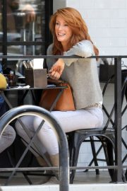Angie Everhart at Joan's on Third in Los Angeles 2018/06/07 10