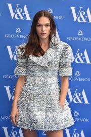 Anna Brewster at Victoria and Albert Museum Summer Party in London 2018/06/13 6