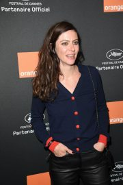Anna Mouglalis at Orange Party at 71th Annual Cannes Film Festival 2018/05/12 1
