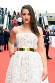 Anna Passey at Bafta TV Awards in London 2018/05/13 10
