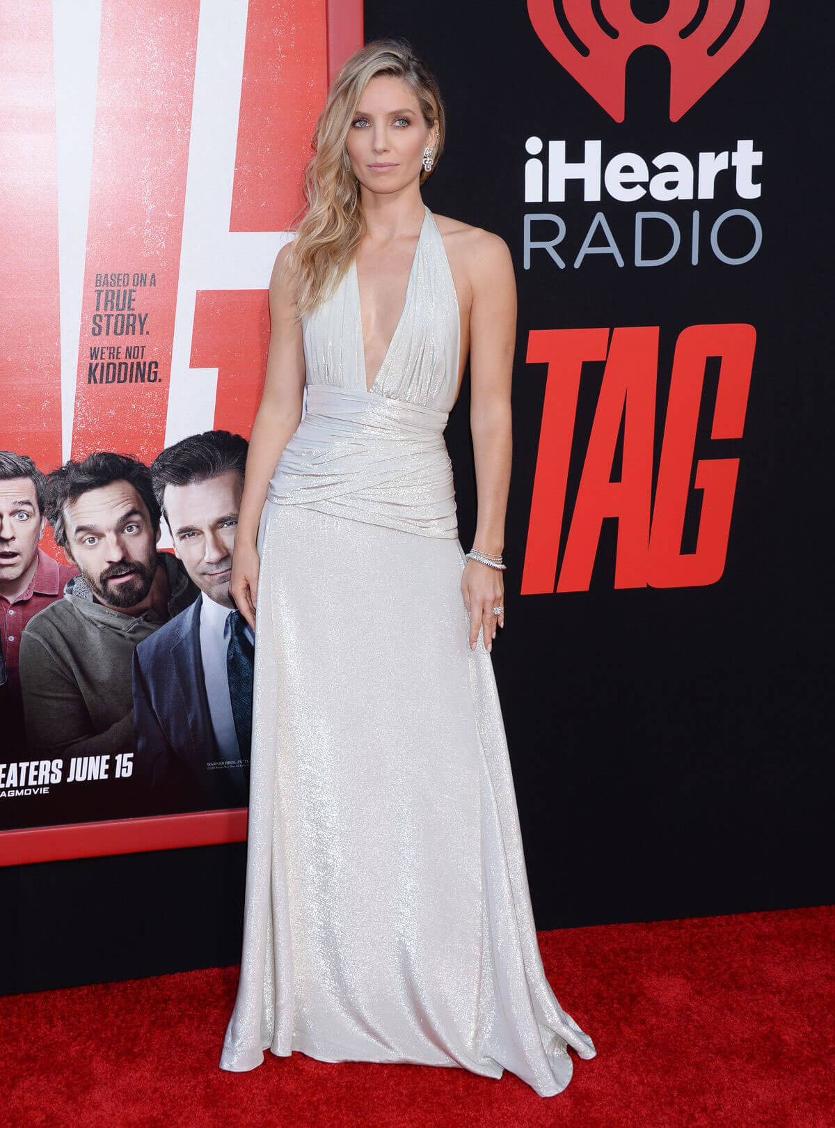 Annabelle Wallis at TAG Premiere in Westwood 2018/06/07 1