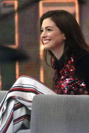 Anne Hathaway at Today Show in New York 2018/05/31 8