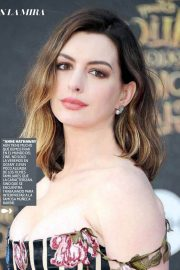 Anne Hathaway in Oh! Magazine, June 2018 Issue 3