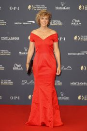 Anne Richard at 58th International Television Festival Opening Ceremony in Monte Carlo 2018/06/15 1