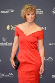 Anne Richard at 58th International Television Festival Opening Ceremony in Monte Carlo 2018/06/15 4