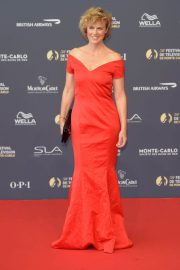 Anne Richard at 58th International Television Festival Opening Ceremony in Monte Carlo 2018/06/15 7