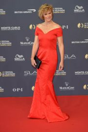 Anne Richard at 58th International Television Festival Opening Ceremony in Monte Carlo 2018/06/15 9