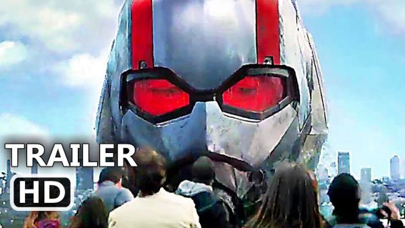 ANT MAN 2 Official Trailer (2018) Paul Rudd, Evangeline Lilly, Action Movie 2018/01/30 1
