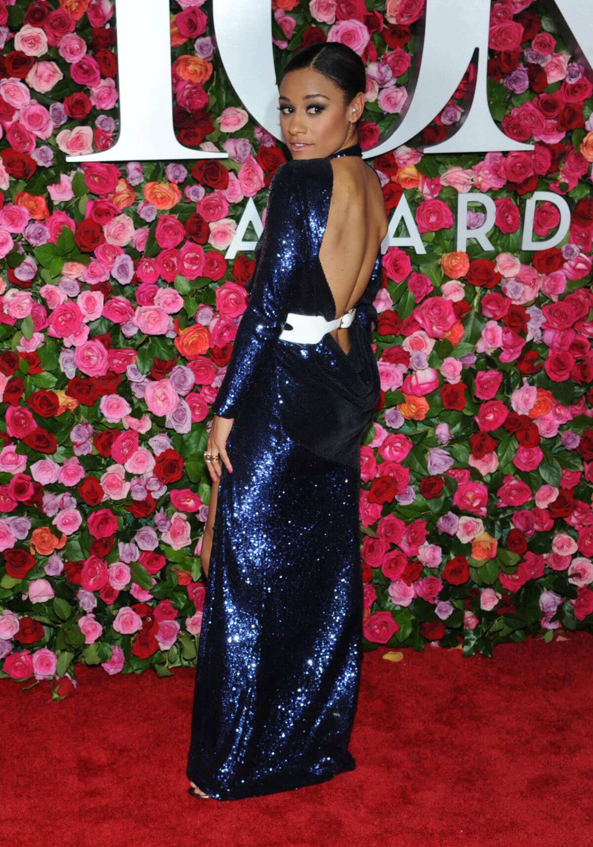 Ariana DeBose at 2018 Tony Awards in New York 2018/06/10 1