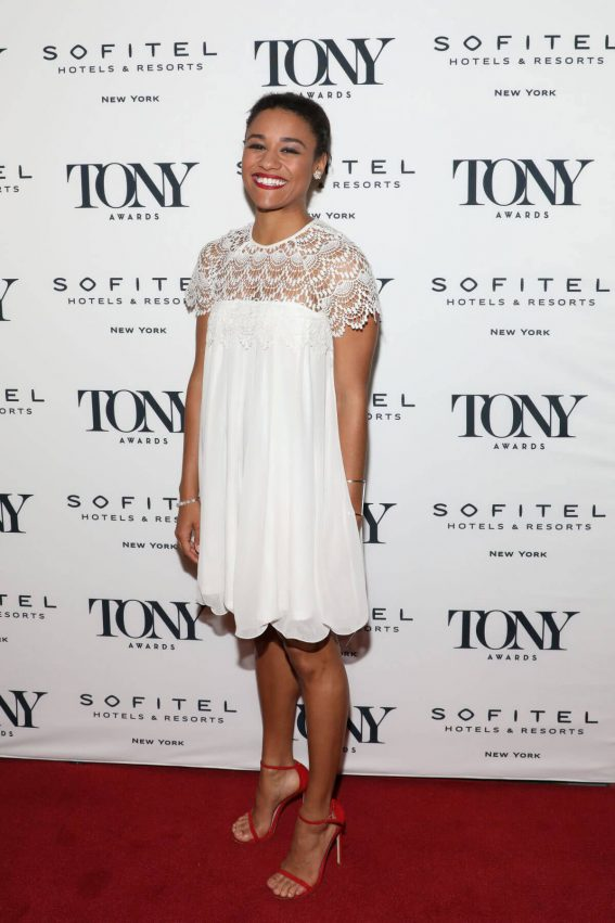 Ariana DeBose at Tony Honors Cocktail Party in New York 2018/06/04 3