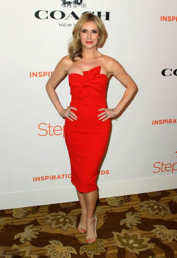 Ashley Jones at Step Up Inspiration Awards 2018 in Los Angeles 2018/06/01 5