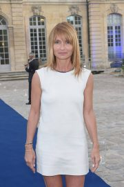 Axelle Laffont at Longines Charity Gala in Paris 2018/06/02 1