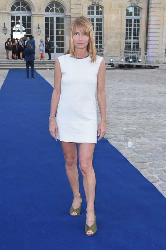 Axelle Laffont at Longines Charity Gala in Paris 2018/06/02 4