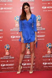 Belen Rodriguez at Fifa World Cup Russia 2018 TV Show in Milan 2018/06/07 1