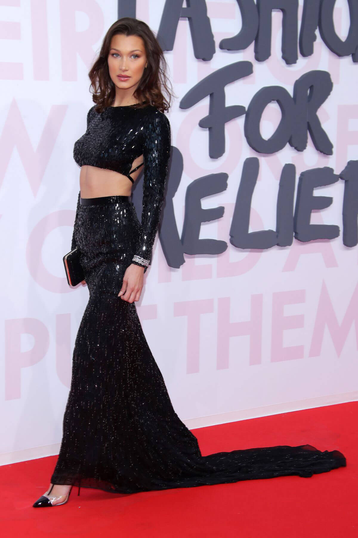 Bella Hadid at Fashion for Relief Premiere at 2018 Cannes Film Festival 2018/05/13 1
