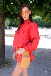 Bella Hadid at Louis Vuitton Show at Paris Fashion Week 2018/06/21 10