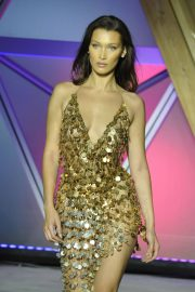 Bella Hadid on the Runway for Fashion for Relief at Cannes Film Festival 2018/05/13 2