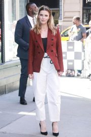 Betty Gilpin at AOL Build in New York 2018/06/14 9