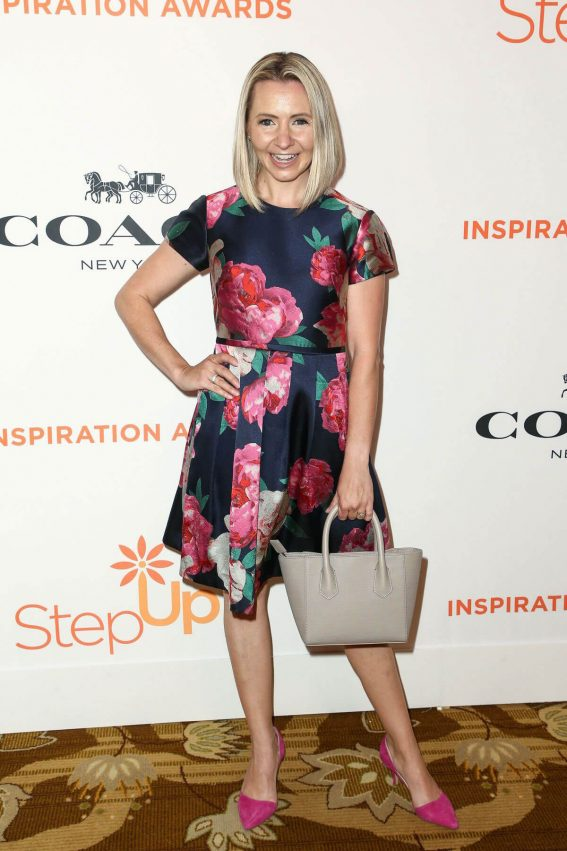 Beverley Mitchell at Step Up Inspiration Awards 2018 in Los Angeles 2018/06/01 6