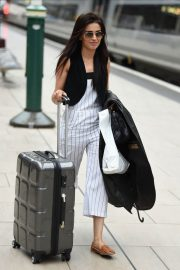 Bhavna Limbachia at Manchester Piccadilly Train Station 2018/06/02 1
