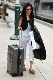 Bhavna Limbachia at Manchester Piccadilly Train Station 2018/06/02 3