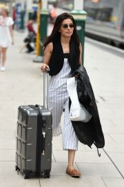 Bhavna Limbachia at Manchester Piccadilly Train Station 2018/06/02 6