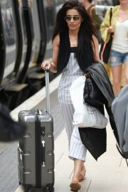 Bhavna Limbachia at Manchester Piccadilly Train Station 2018/06/02 7