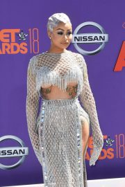 Blac Chyna at BET Awards 2018 in Los Angeles 2018/06/24 6