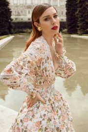 Blanca Suarez for Glamour Spain July 2018 Issue 11