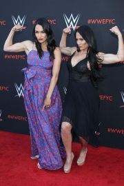 Brie and Nikki Bella Stills at WWE FYC Event in Los Angeles 2018/06/06 1