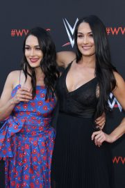 Brie and Nikki Bella Stills at WWE FYC Event in Los Angeles 2018/06/06 2