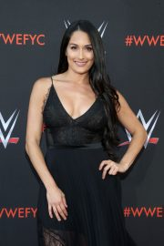 Brie and Nikki Bella Stills at WWE FYC Event in Los Angeles 2018/06/06 10