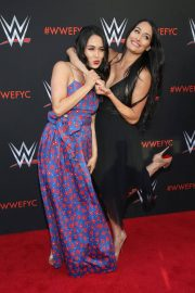 Brie and Nikki Bella Stills at WWE FYC Event in Los Angeles 2018/06/06 12