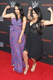 Brie and Nikki Bella Stills at WWE FYC Event in Los Angeles 2018/06/06 15