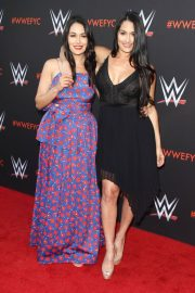Brie and Nikki Bella Stills at WWE FYC Event in Los Angeles 2018/06/06 16