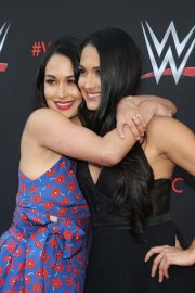 Brie and Nikki Bella Stills at WWE FYC Event in Los Angeles 2018/06/06 17