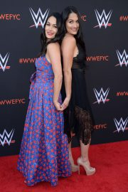 Brie and Nikki Bella Stills at WWE FYC Event in Los Angeles 2018/06/06 28
