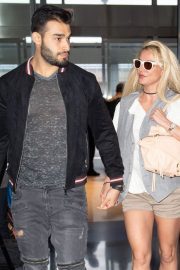 Britney Spears at JFK Airport in New York 2018/05/13 8