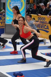 Brooke Burke Working Out at Good Morning America in New York 2018/06/11 3